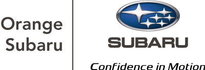 Orange Subaru Logo