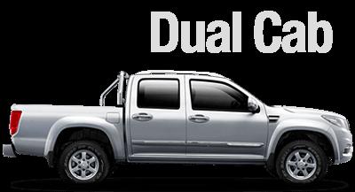 Dual Cab Petrol