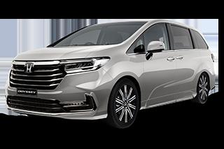 Honda Odyssey Vi LX7