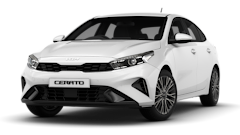 Kia Cerato Sport with Safety Pack
