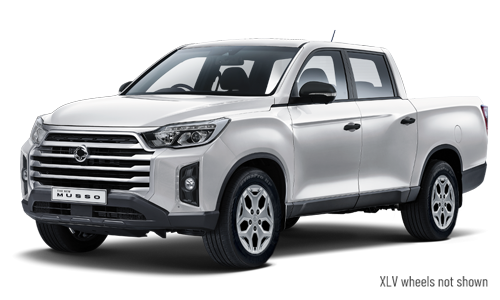 SsangYong New Musso ELX