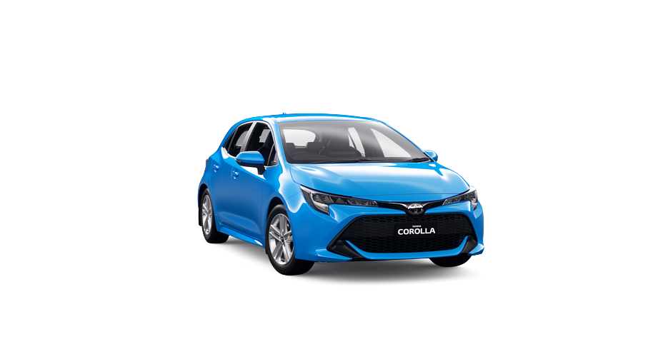 Corolla Hatch Ascent Sport Image