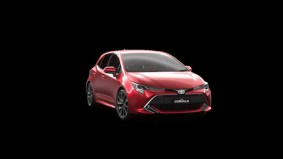 Corolla Hatch ZR Image