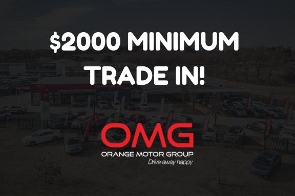 $2000 Minimum Trade in Image