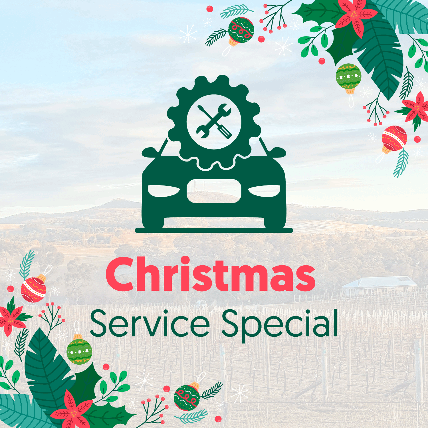 Christmas Service Special Image