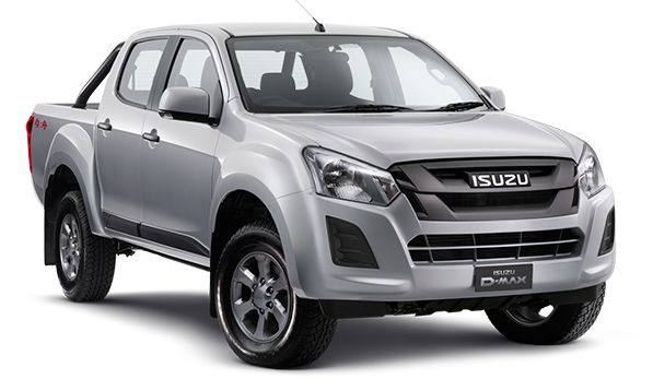 LIMITED EDITION D-MAX 4x4 X-RIDER MANUAL Image