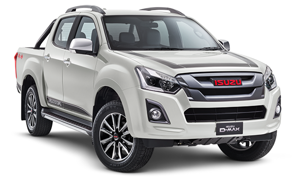 LIMITED EDITION D-MAX 4x4 X-RUNNER Image