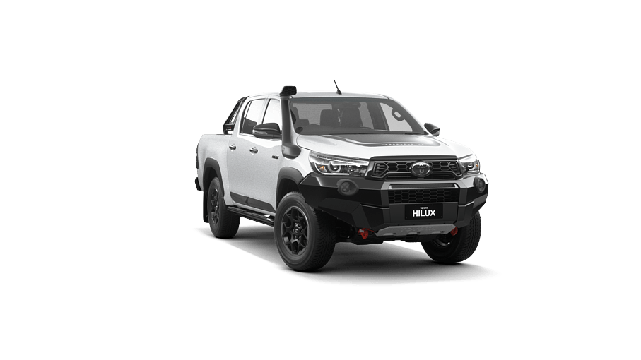HiLux 4x4 Rugged X Image