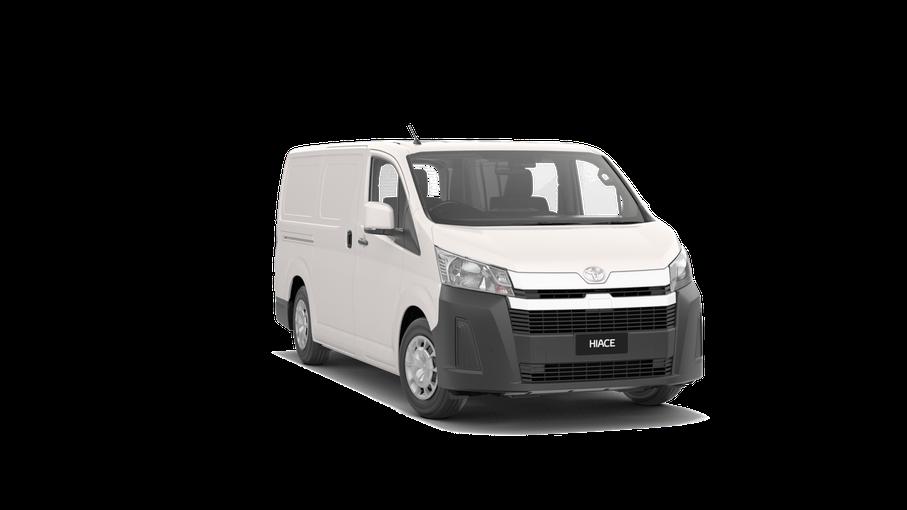 2019 HiAce LWB Van Image