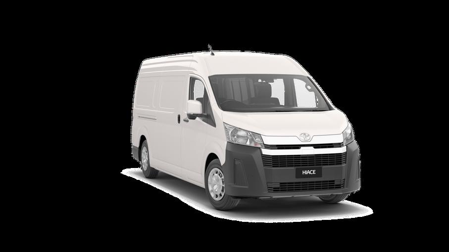 2019 HiAce SLWB Van Image
