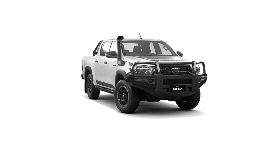 2019 HiLux 4x4 Rugged Image