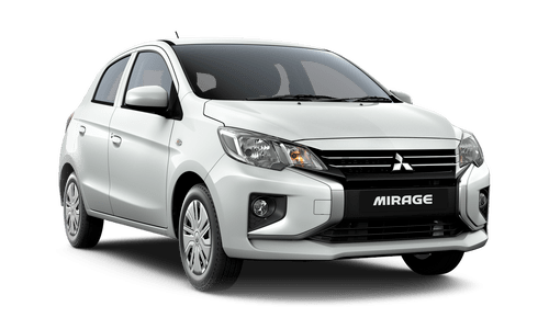 21MY Mirage ES 2WD Petrol Manual  Image
