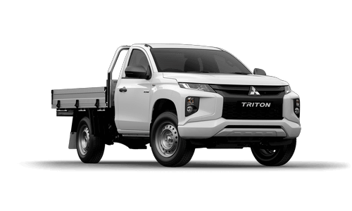 20MY TRITON GLX 2WD SINGLE CAB - CAB CHASSIS PETROL MANUAL  Image
