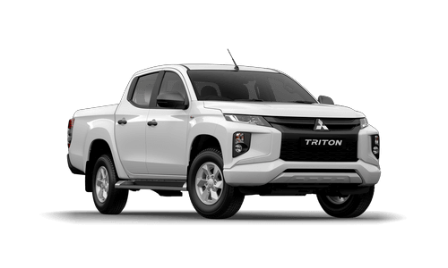 20MY TRITON GLX+ 4WD DOUBLE CAB - PICK UP DIESEL MANUAL  Image