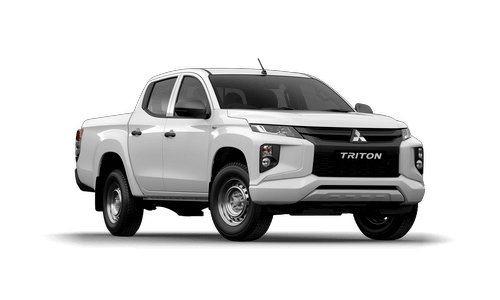 20MY TRITON GLX 4WD DOUBLE CAB - PICK UP MANUAL  Image