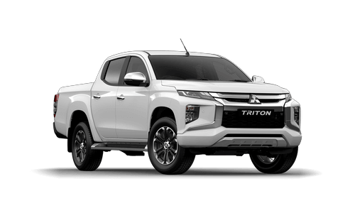 20MY TRITON GLS 4WD DOUBLE CAB - PICK UP DIESEL MANUAL  Image