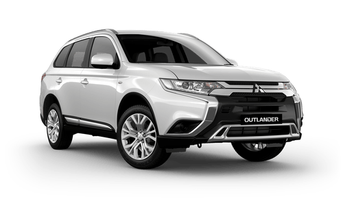 20MY OUTLANDER ES 2WD - 7 SEATS PETROL CVT AUTO  Image