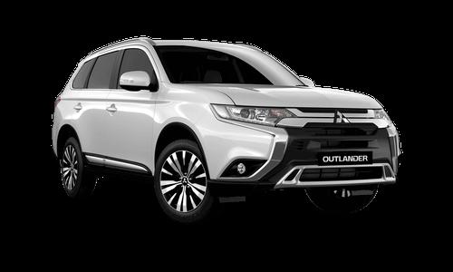 20MY OUTLANDER LS 2WD - 7 SEATS PETROL CVT AUTO  Image