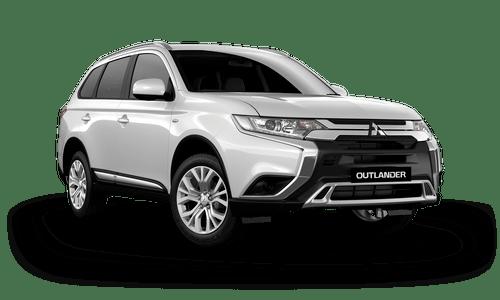 20MY OUTLANDER ES 2WD - 5 SEATS PETROL MANUAL  Image