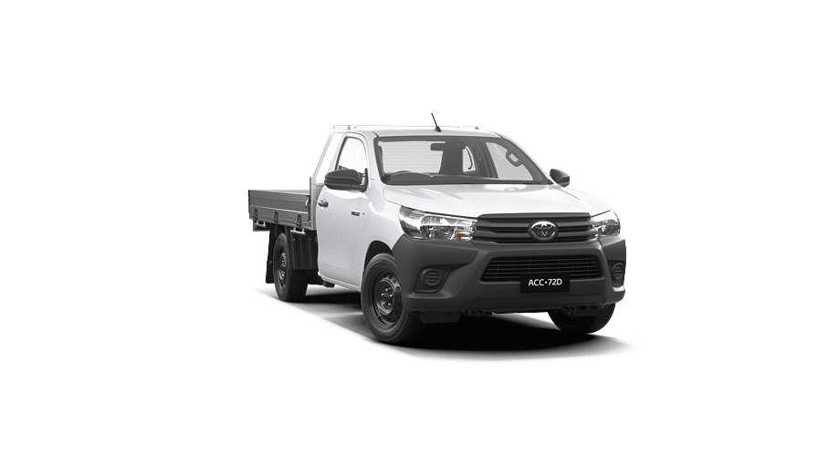 HiLux 4x2 WorkMate Image