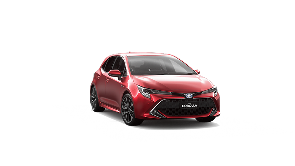 Corolla Hatch ZR Image