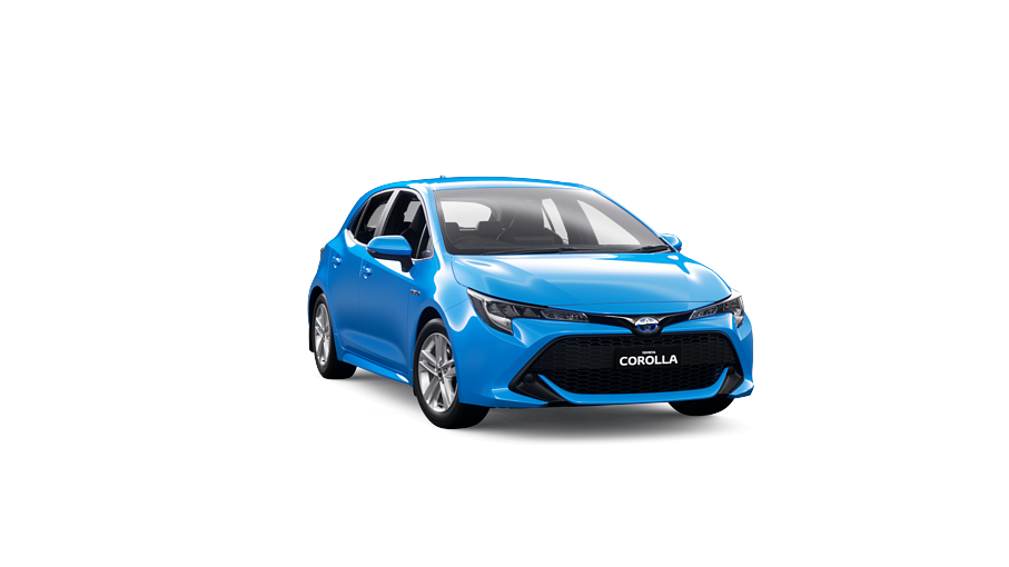 Corolla Hatch Ascent Sport Image