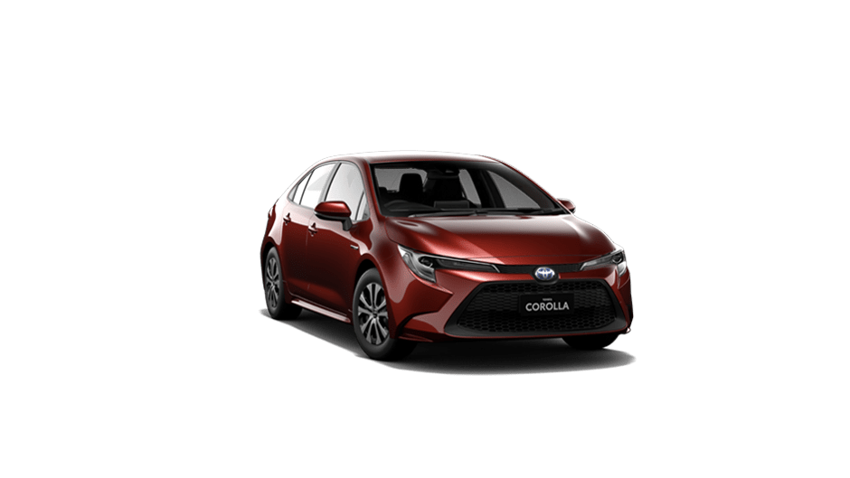 Corolla Sedan SX Image