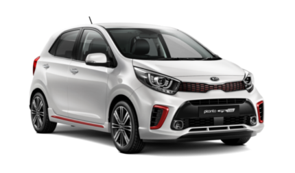 MY20Picanto GT-Line   Manual Image