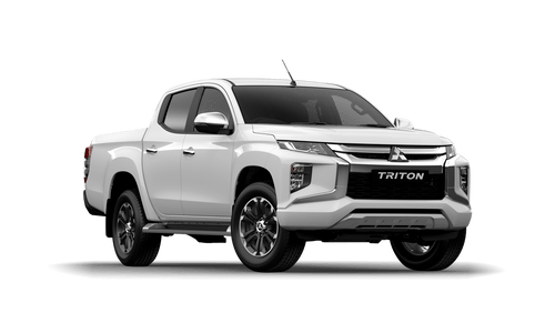 20MY TRITON GLX-R 4WD DOUBLE CAB - PICK UP DIESEL AUTO  Image