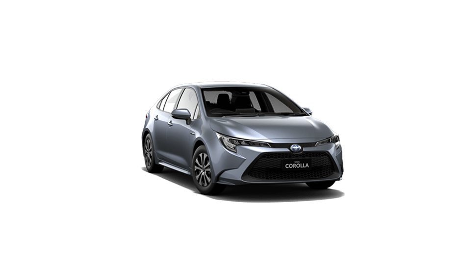 Corolla Sedan Ascent Sport Image