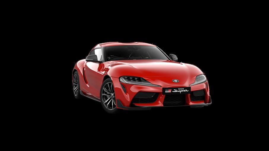 GR Supra GT Image