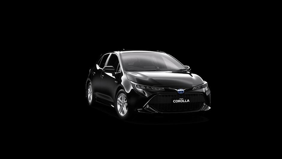 Corolla Hatch SX Image