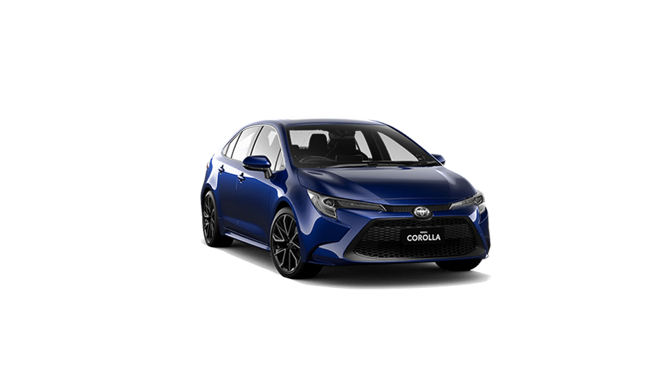 Corolla Sedan ZR Image