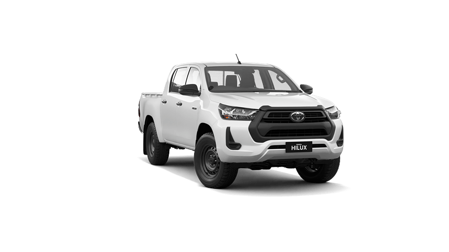 HiLux 4x4 WorkMate Image
